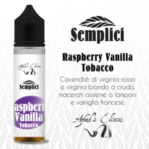 Azhad's Scomposto 20ml - Semplici - Raspberry Vanilla Tobacco