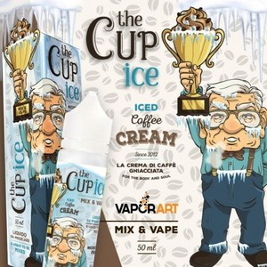 VAPORART - THE CUP ICE 50ml Mix&vape