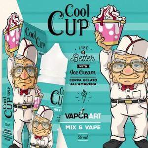 VAPORART - COOL CUP 50ml Mix&vape