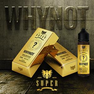 SuperFlavor WHYNOT 50ml Mix&vape