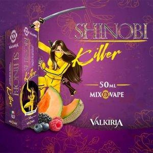 Valkiria SHINOBI KILLER 50ml Mix&vape