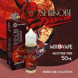 Valkiria SHINOBI REVENGE 50ml Mix&vape