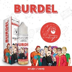 BURDEL 50ml Mix&Vape by Il Santone dello svapo