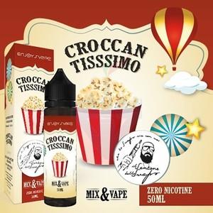 """CROCCANTISSIMO 50ml Mix&Vape by Il Santone dello svapo"""""""