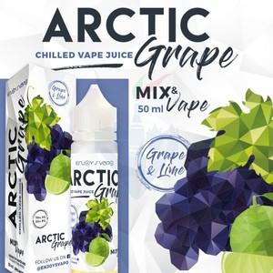 EnjoySvapo ARCTIC GRAPE 50ml Mix&vape