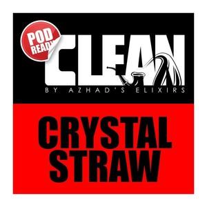 CRYSTAL STRAW 20 ML SHOT