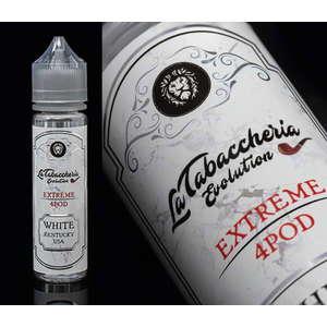 LA TABACCHERIA - Estratto di Tabacco – Extreme 4Pod – White Kentucky Usa 20ml