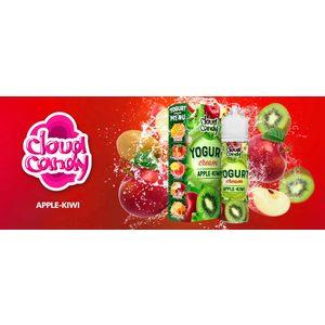Cloud Candy - Yougurt Mela Rossa E Kiwi
