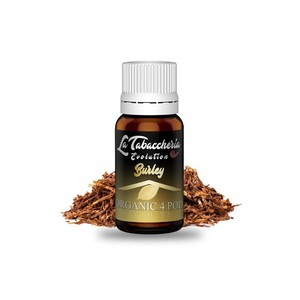 La Tabaccheria Aroma Burley - Linea Organic 4 Pod - 10 ml