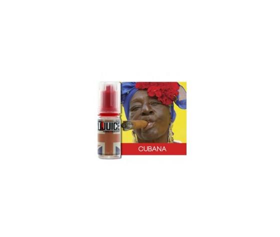 TJUICE cubana 10ml