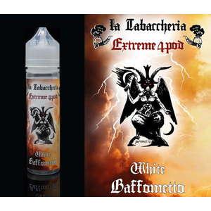 Estratto di Tabacco – Extreme 4Pod – Baffometto White 20ml