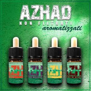 Azhad's Elixirs Non Filtrati Ghianda di Giove - Aroma 10m