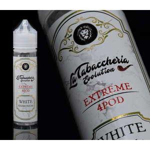 LA TABACCHERIA - Estratto di Tabacco – Extreme 4Pod – White Harmonium 20ml