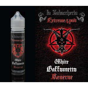 LA TABACCHERIA - Estratto di Tabacco – Extreme 4Pod – Baffometto White Reserve 20ml