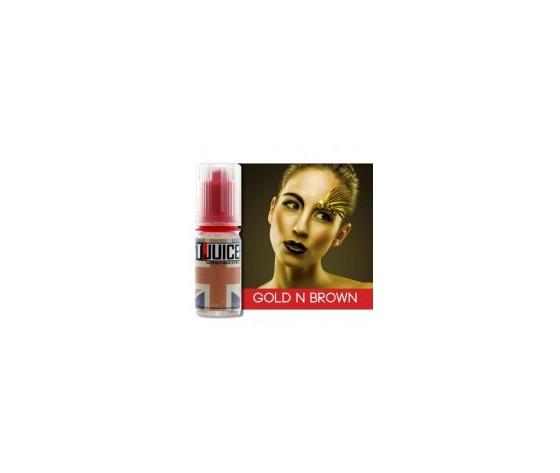 TJUICE gold n brown 10ml