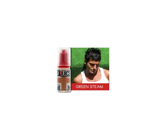 T JUICE green steam 10ml