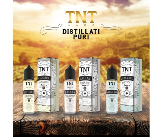 Distillati Puri di TNT VAPE - Trinidad Avana 389