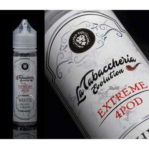 LA TABACCHERIA - Estratto di Tabacco – Extreme 4Pod – White Piloto Cubano 20ml