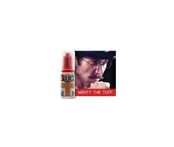 TJUICE minty the toff 10ml