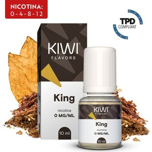 E-LIQUID KIWI VAPOR - KING 10 ML