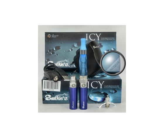SMOKIE'S Icy blu
