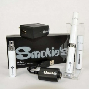 SMOKIE'S kit pulse bianco 650mha