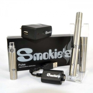 SMOKIE'S kit pulse acciaio 650mha