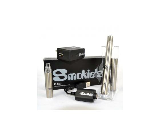 SMOKIE'S kit pulse acciaio 650mha