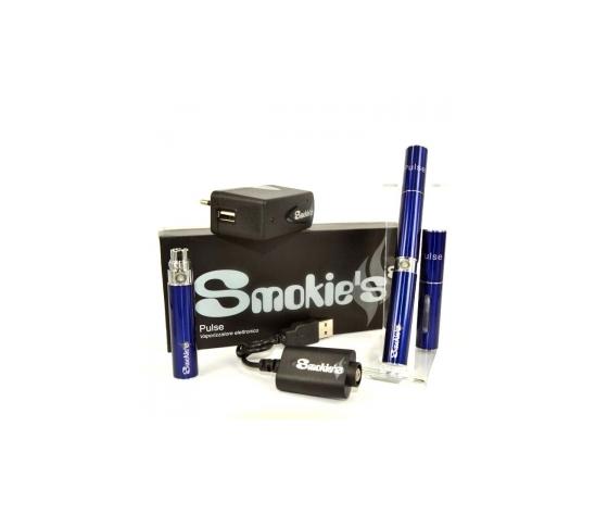 SMOKIE'S kit pulse bLU 650mha