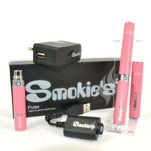 SMOKIE'S kit pulse ROSA 650mha