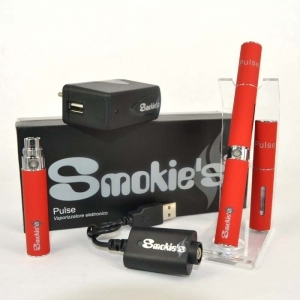 SMOKIE'S kit pulse ROSSO 650mha