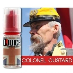 Tjuice colonnel custard 10 ml