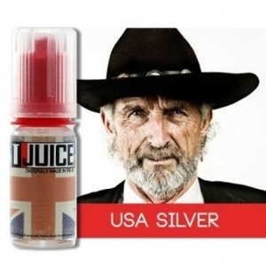 Tjuice usa silver 10 ml
