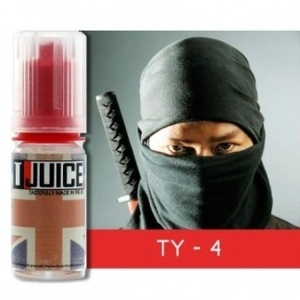 Tjuice ty4 10 ml
