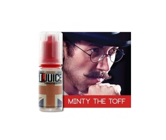 Tjuice minty the toof 10 ml