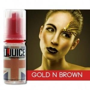 Tjuice gold'n brown 10 ml
