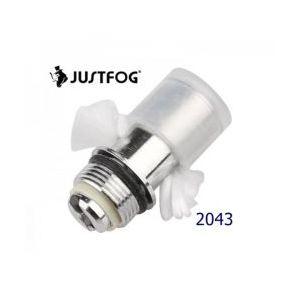 JustFog ricambi per Maxi o 1453 Justfog - 2,0 ohm