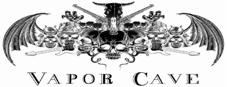 Vapor cave logo site
