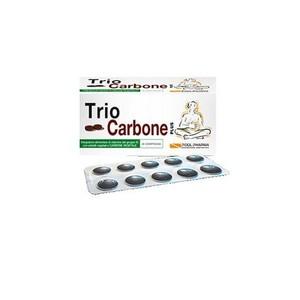 Trio Carbone Plus  40 compresse