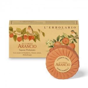 Accordo Arancio Saponette 2 confezioni 100 g