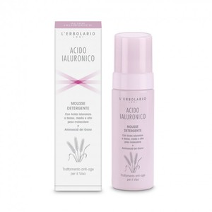Acido Ialuronico Mousse Detergente 150ml