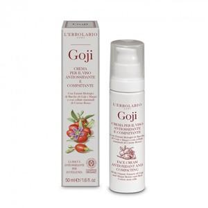 Goji Crema per il viso Antiossidante e Compattante 50ml
