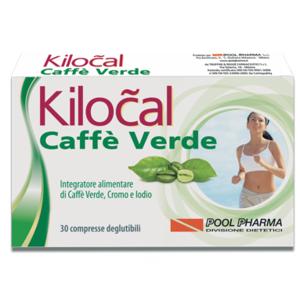 Kilocal Caffè Verde 30 compresse