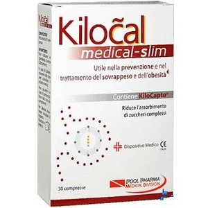 Kilocal Medical Slim 30 compresse