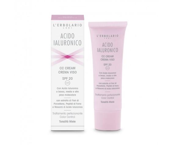 Acido Ialuronico CC Cream Crema Viso 50 ml