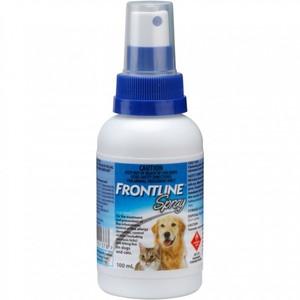 Frontiline  Spray Antiparassitario Cani e Gatti 100 ml