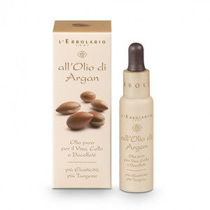 Olio di Argan puro per Viso, Collo e Decolletè 28 ml