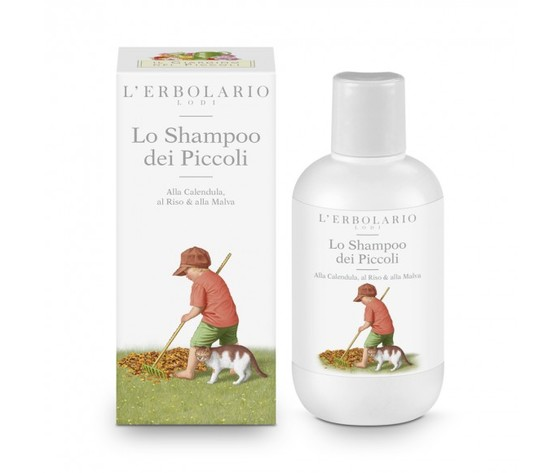 Il Giardino dei Piccoli Shampoo 200 ml