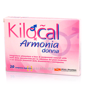 Kilocal Armonia Donna 20 compresse