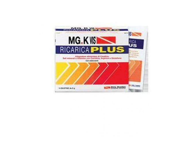 MG.K Vis Ricarica Plus 14 bustine